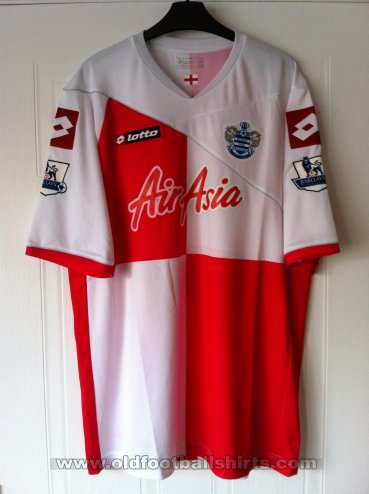 Queens Park Rangers Third football shirt 2011 - 2012