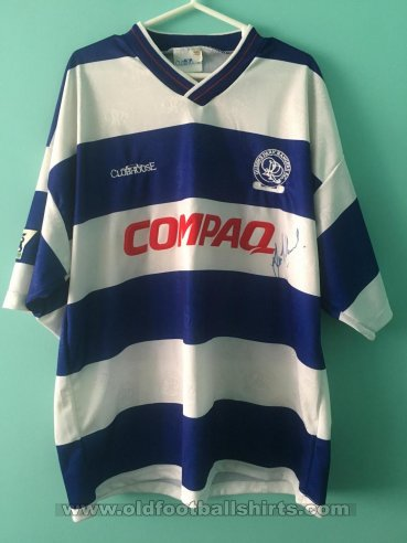 Queens Park Rangers Home football shirt 1994 - 1995