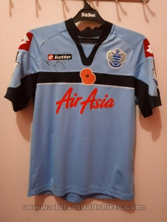 Queens Park Rangers Third football shirt 2012 - 2013