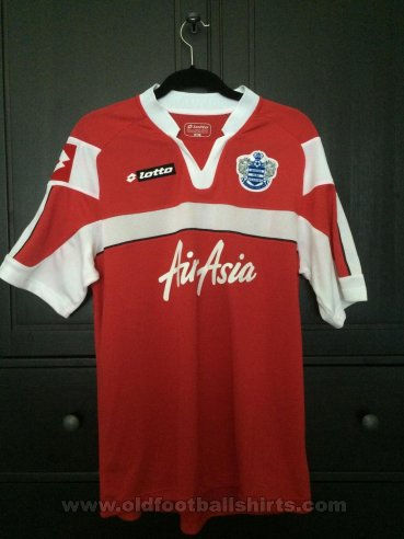 Queens Park Rangers Away football shirt 2012 - 2013