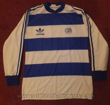 Queens Park Rangers Home football shirt 1981 - 1982