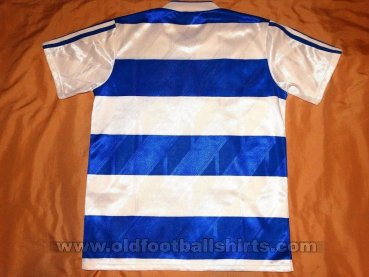 Queens Park Rangers Home football shirt 1987 - 1989