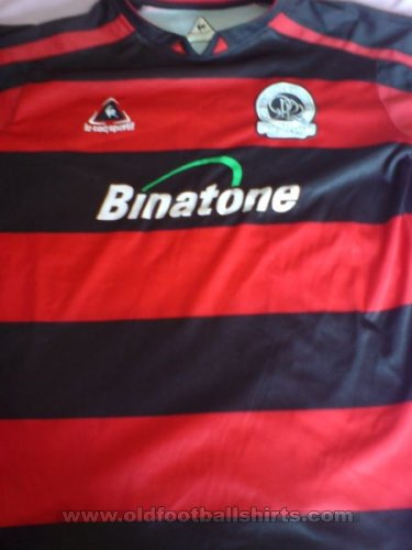 Queens Park Rangers Away football shirt 2006 - 2007