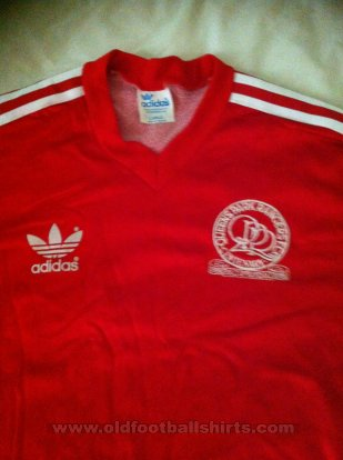 Queens Park Rangers Cup Shirt football shirt 1982
