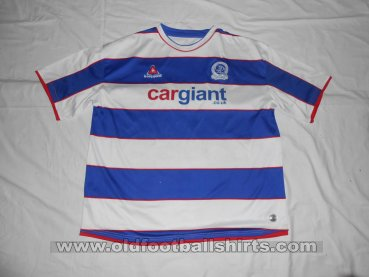 Queens Park Rangers Home football shirt 2006 - 2007