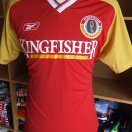 East Bengal football shirt (unknown year)