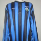 Shinnik Yaroslavl football shirt 2005