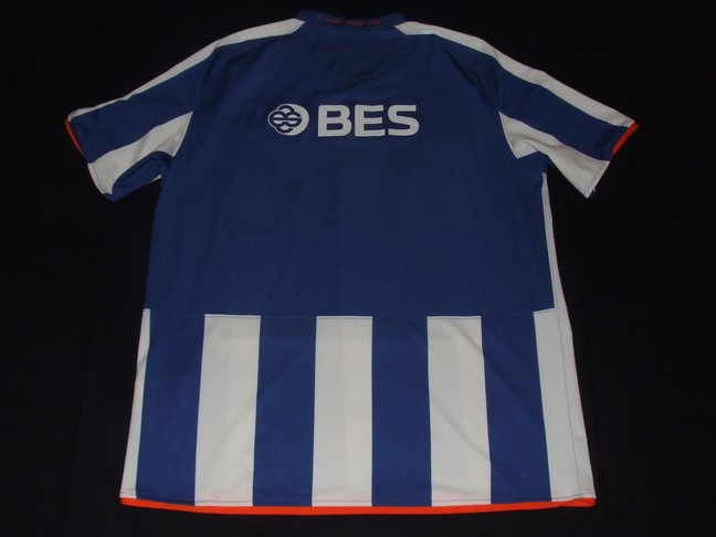 ... Porto Home camisa de futebol 2008 - 2009 2c0f4def2fa5a