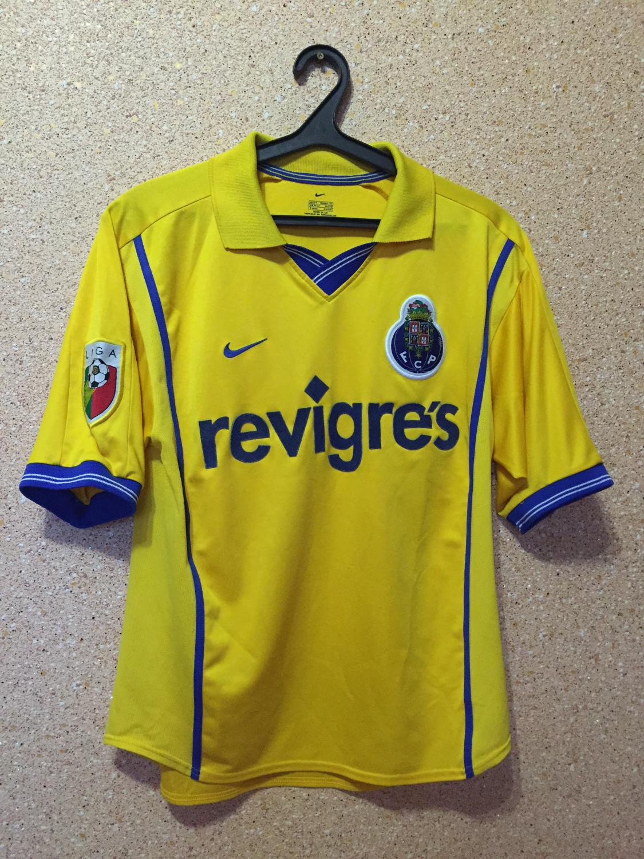 Porto Away football shirt 2000 - 2001.