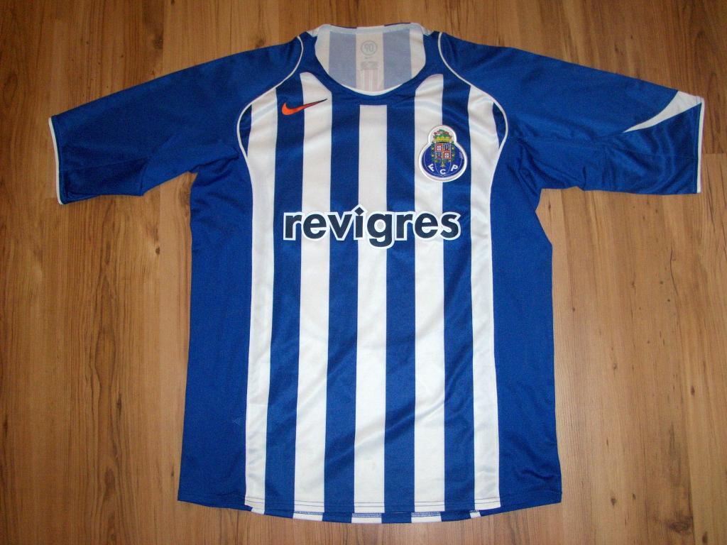 Porto casa camisa de futebol 2004 2005 adicionado em for Classic house 2004