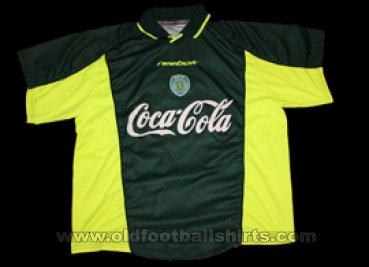 67c9aeed2 Sporting Club Away camisa de futebol 2000 - 2001.