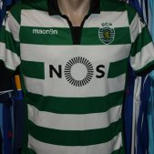 Sporting Club Home Maillot de foot 2016