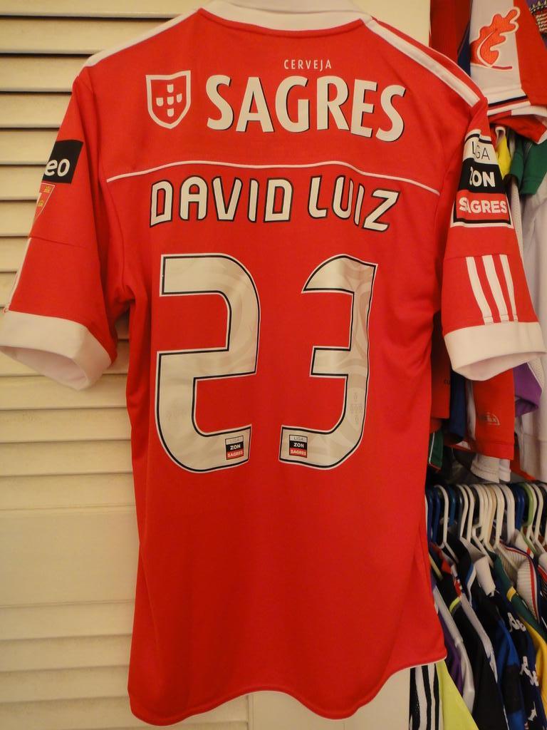 68546cf50 Benfica Home camisa de futebol 2010 - 2011.