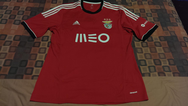 Benfica Home camisa de futebol 2013 - 2014. 414ba02798803