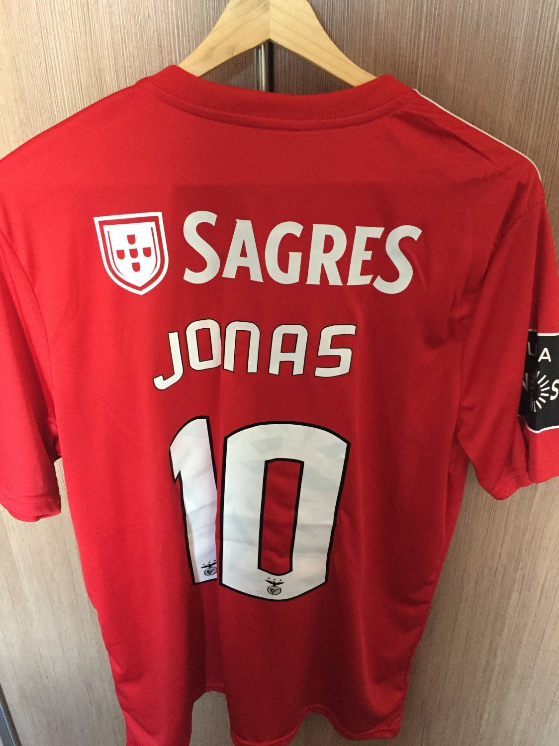 first rate 54386 97946 New Season Benfica Home football shirt 2018 - 2019 ...