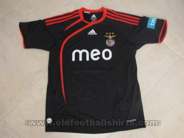 Benfica Away football shirt 2009 - 2010
