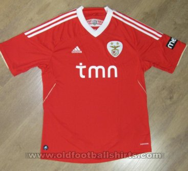Benfica Home football shirt 2011 - 2012