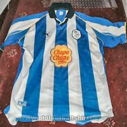 Sheffield Wednesday Home voetbalshirt  2001 - 2003