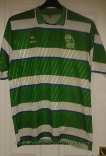 Sheffield Wednesday Away football shirt 1986 - 1988