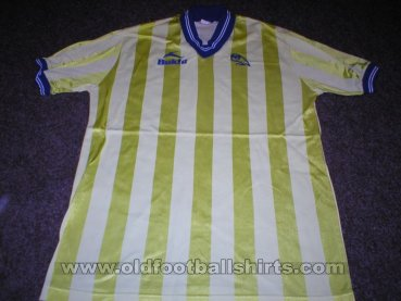 Sheffield Wednesday Visitante Camiseta de Fútbol 1982 - 1984