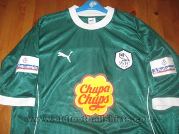 Sheffield Wednesday Tercera camiseta Camiseta de Fútbol 2001 - 2002
