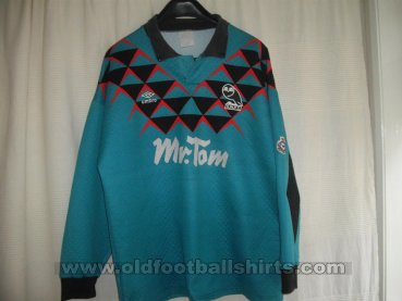 Sheffield Wednesday Keeper  voetbalshirt  1992
