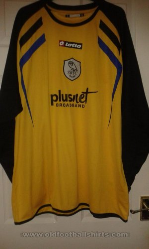 Sheffield Wednesday Goalkeeper football shirt 2008 - 2009