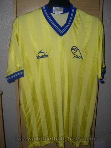 Sheffield Wednesday Away football shirt 1983 - 1984