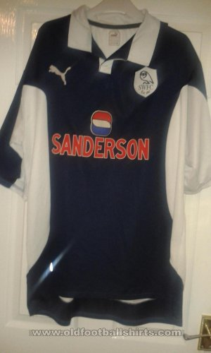 Sheffield Wednesday Goalkeeper football shirt 1999 - 2000