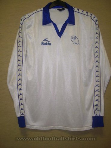 Sheffield Wednesday Derden  voetbalshirt  1981 - 1982