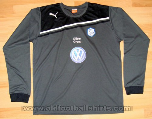 Sheffield Wednesday Goalkeeper Camiseta de Fútbol 2011 - 2012