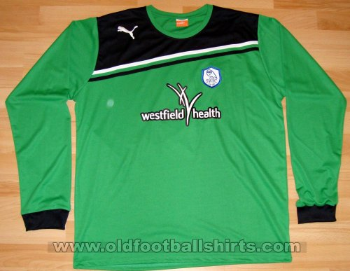 Sheffield Wednesday Goalkeeper football shirt 2011 - 2012