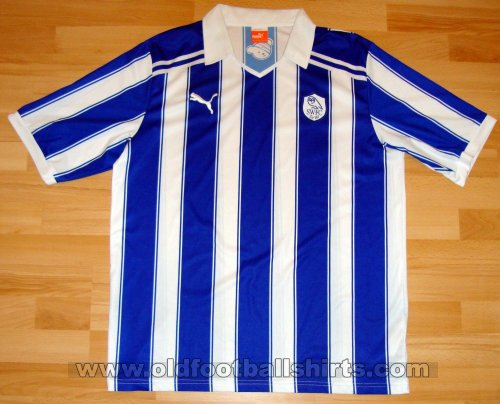 Sheffield Wednesday Home football shirt 2011 - 2012
