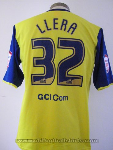 Sheffield Wednesday Away football shirt 2012 - 2013