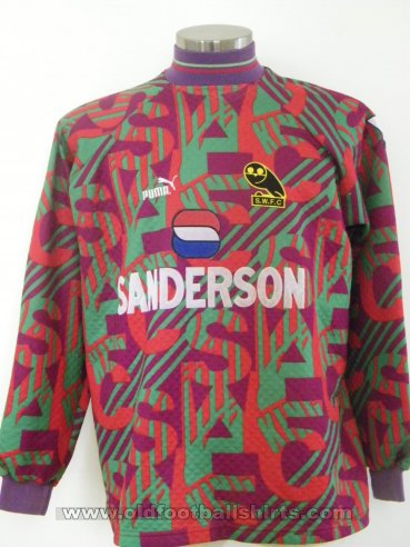 Sheffield Wednesday Goalkeeper baju bolasepak 1993 - 1994