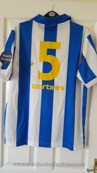 Sheffield Wednesday Special football shirt 2009