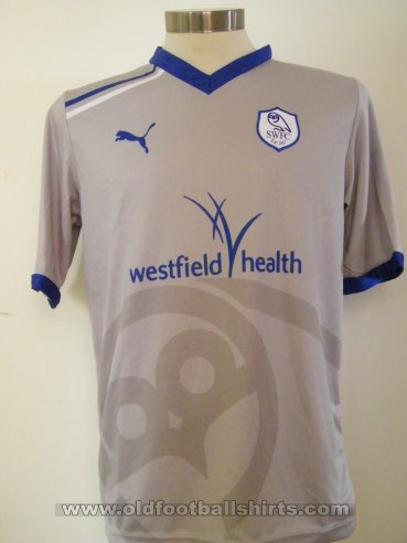 Sheffield Wednesday Third voetbalshirt  2012 - 2013