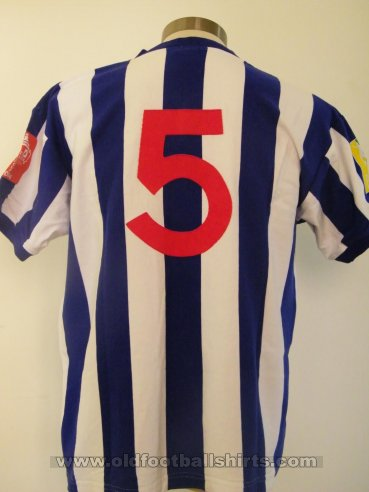 Sheffield Wednesday Special football shirt 2004