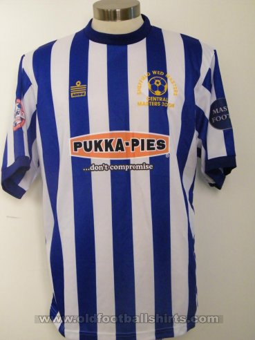 Sheffield Wednesday Special football shirt 2008