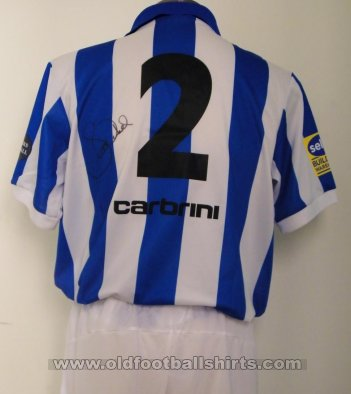 Sheffield Wednesday Especial Camiseta de Fútbol 2010