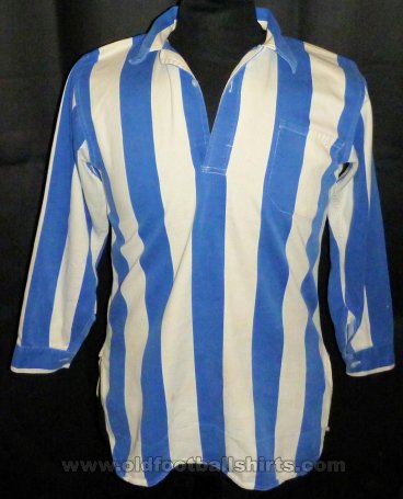 Sheffield Wednesday Home football shirt 1954 - 1955