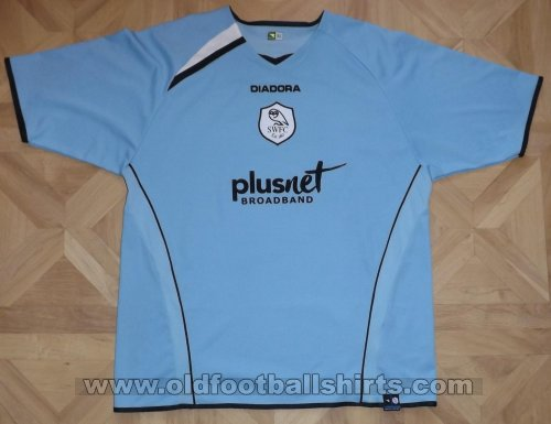 Sheffield Wednesday Tercera camiseta Camiseta de Fútbol 2005 - 2006