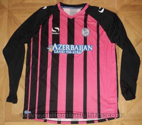 Sheffield Wednesday Goalkeeper football shirt 2014 - 2015