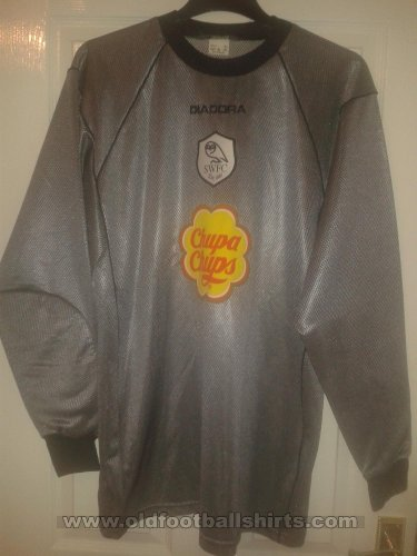 Sheffield Wednesday Goalkeeper football shirt 2002 - 2003
