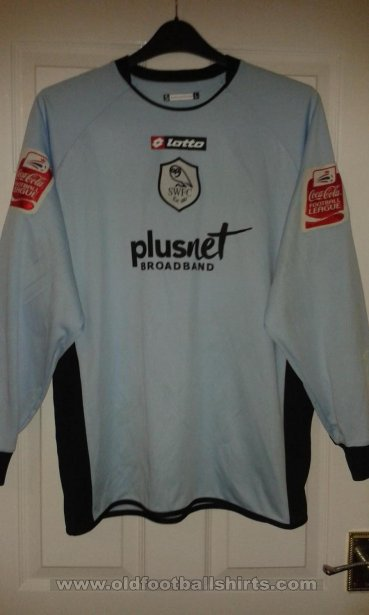 Sheffield Wednesday Goalkeeper football shirt 2007 - 2008