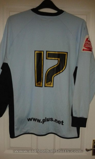 Sheffield Wednesday Portero Camiseta de Fútbol 2007 - 2008