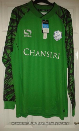 Sheffield Wednesday Goalkeeper football shirt 2015 - 2016