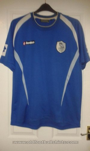 Sheffield Wednesday Third voetbalshirt  2007 - 2008