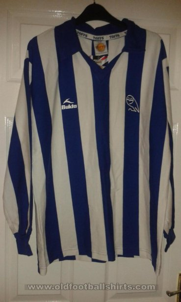Sheffield Wednesday Retro Replicas football shirt 1978 - 1981