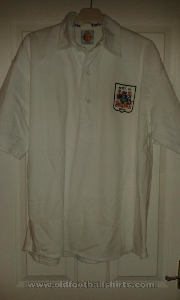 Sheffield Wednesday Retro Replicas voetbalshirt  1935